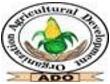 AGRICULTURE DEVELOPMENT ORGANIZATION (ADO)
